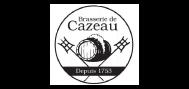 Brasserie de Cazeau logo