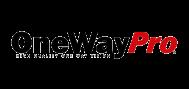 OneWayPro logo